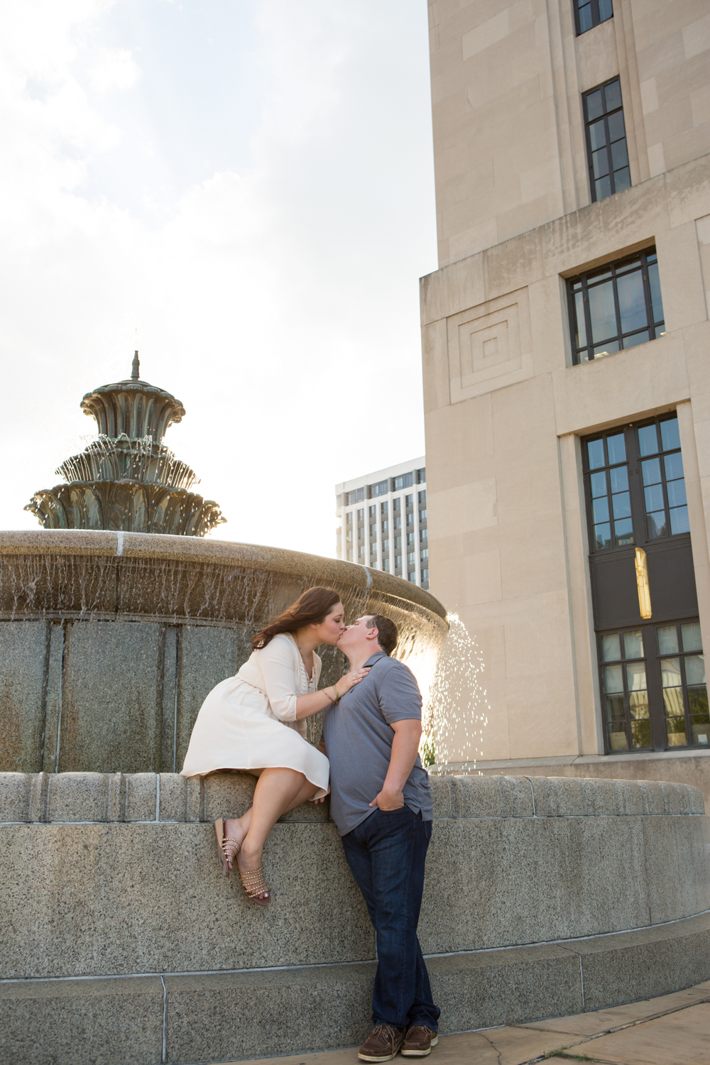 An Engagement Session in Nashville