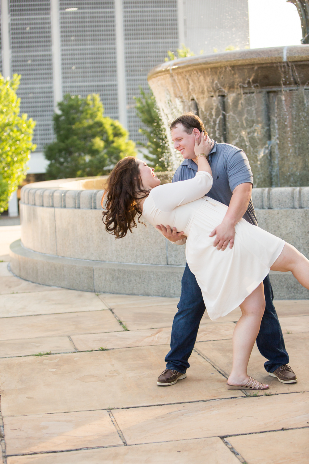Engagement Session by Franklin Wedding Photographers