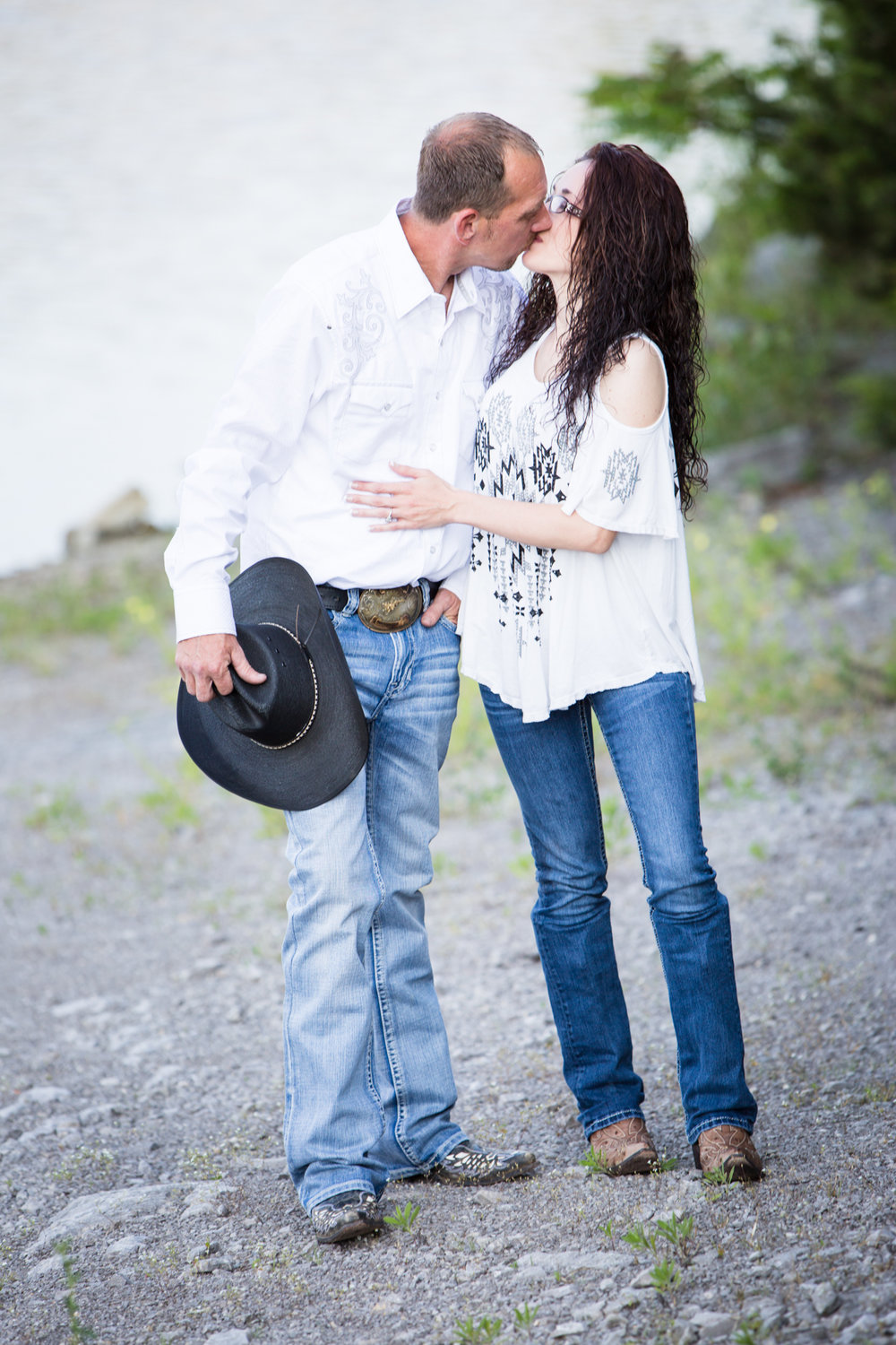 Romantic Engagement Session Nashville
