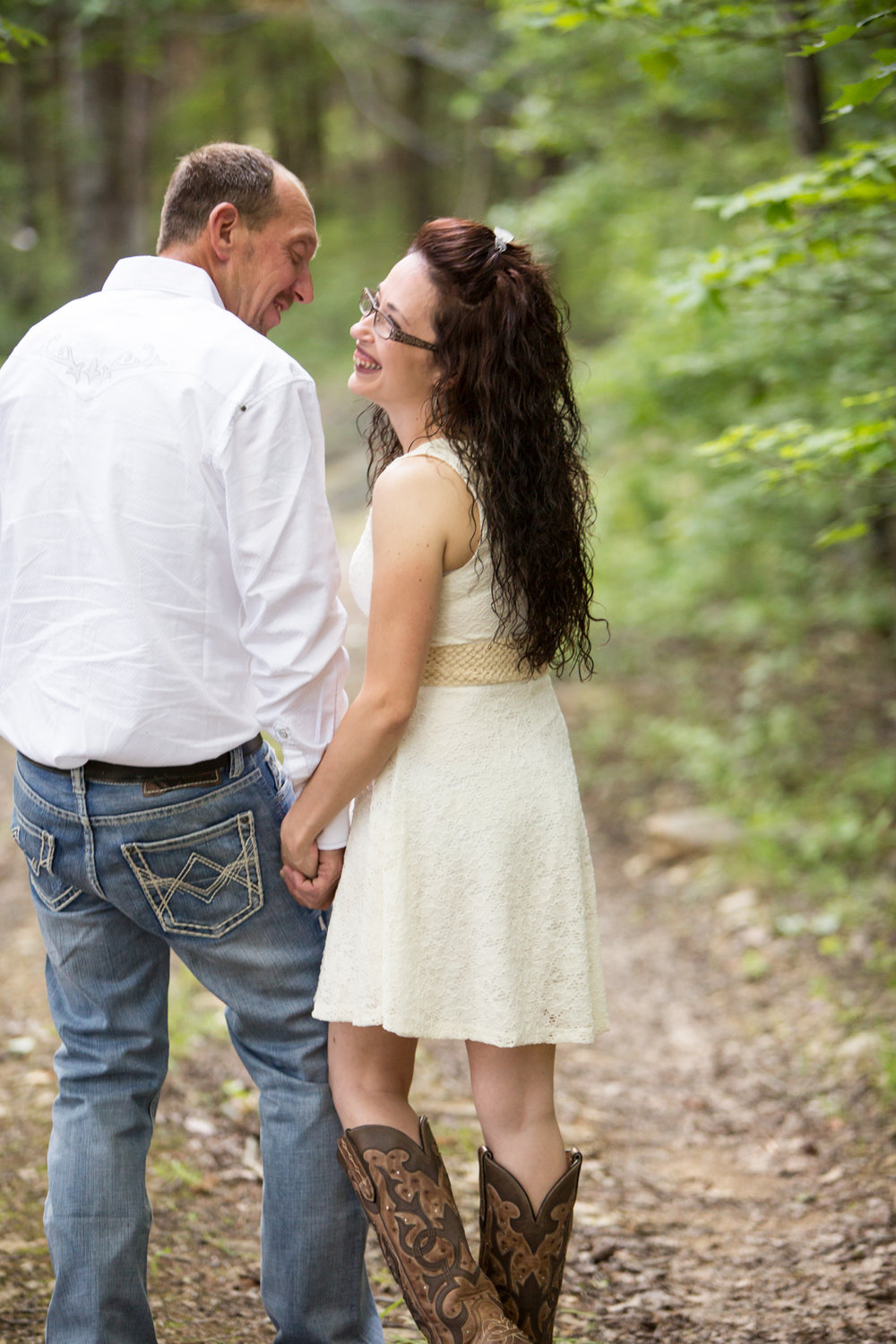 Romantic Engagement Photos Nashville