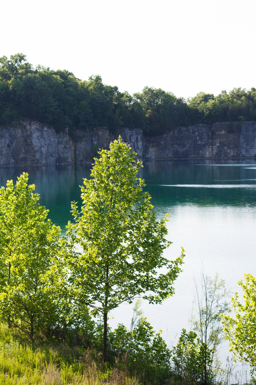 nashville rock quarry