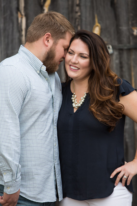 Nashville Engagement Photo