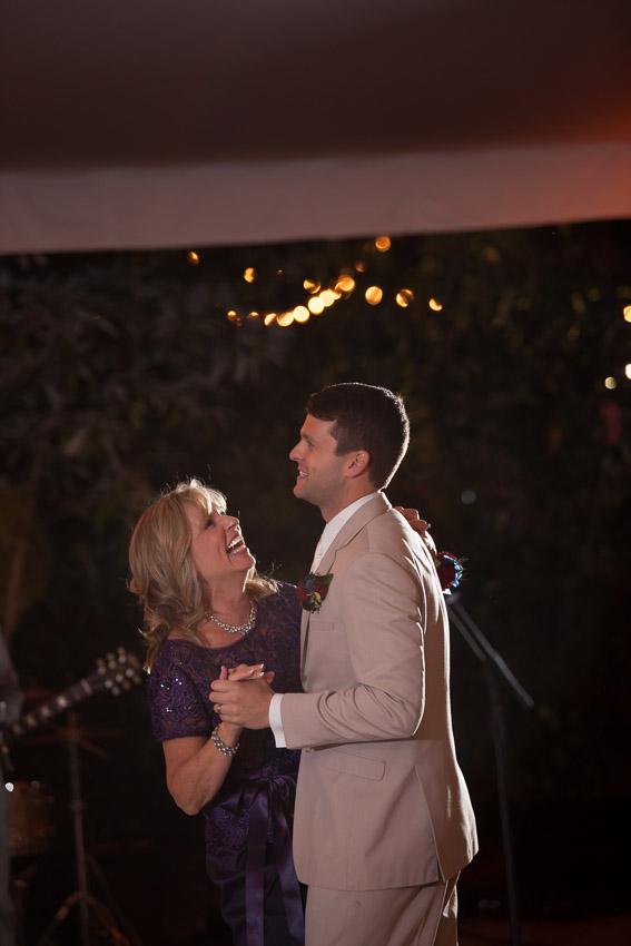 Wedding Reception dance at Nashville Zoo