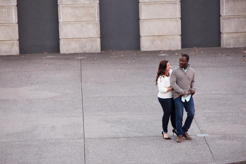 Bicentennial Park couple photo