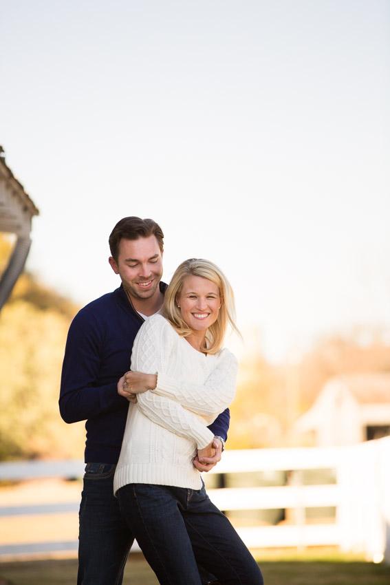Hugging Engagement Image