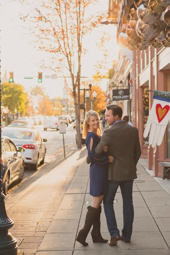 Street Couple Photo Nashville