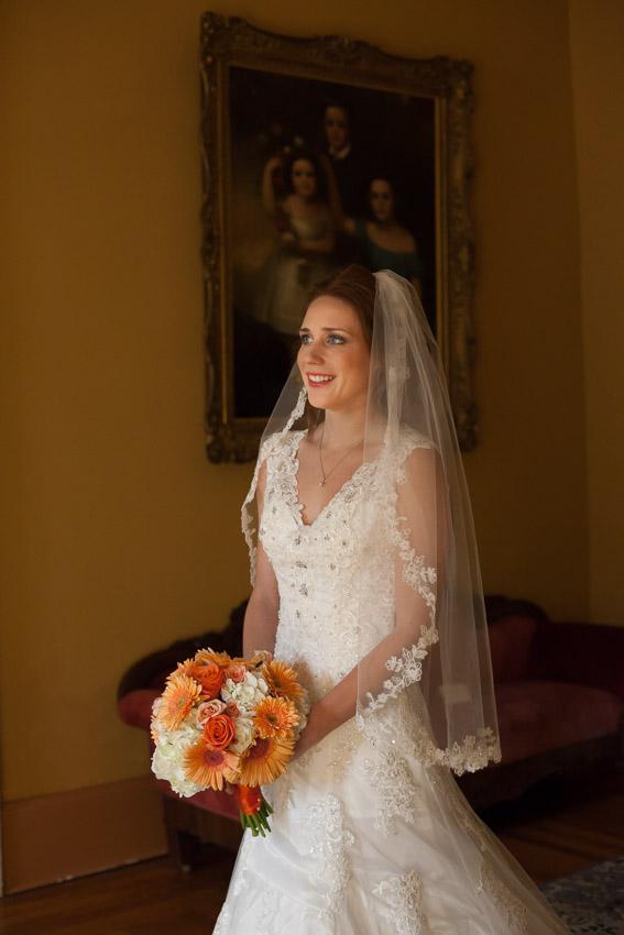 Oaklands Mansion Bride