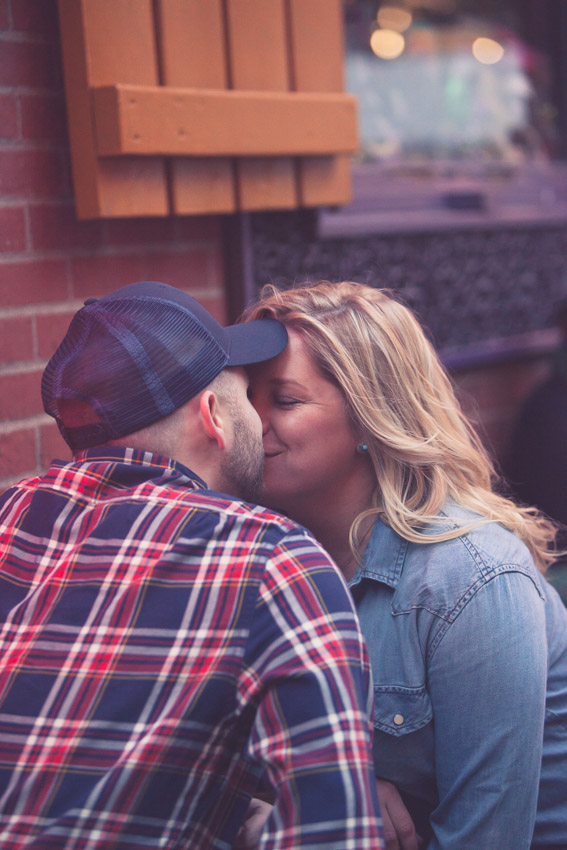 Nashville Engagement Pic