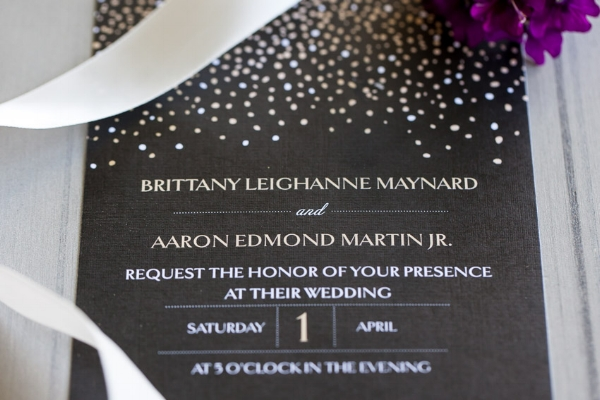 Every detail of this wedding was beautiful and thoughtfully planned.