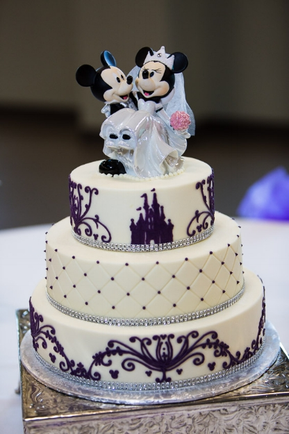 Just Perfect. Wedding Cake by Patty Cakes