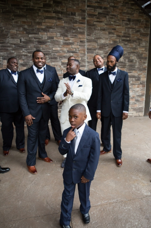 Ring Bearer photo