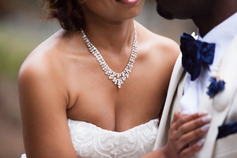 Brides Wedding Necklace