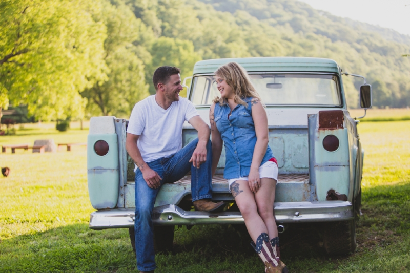 Ashley and Josh - Drakewood Farm
