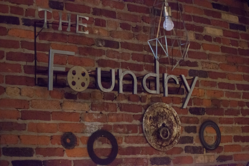 The Foundry Nashville Wedding Ceremony