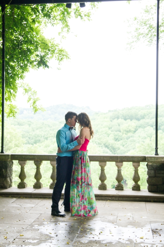 Romantic Engagement Session in Nashville