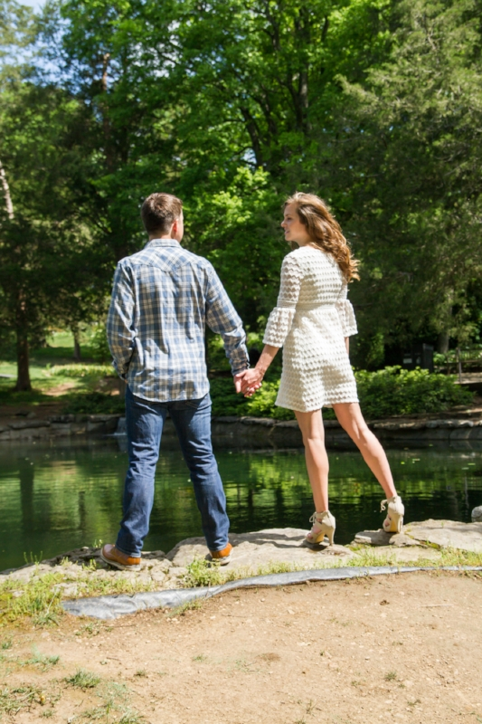 Cheekwood Engagement