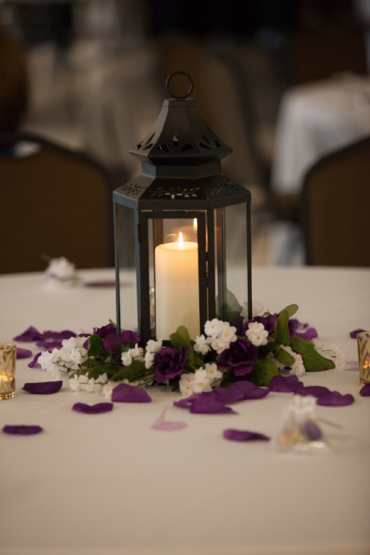 Don't you love the color purple, it is always so elegant!