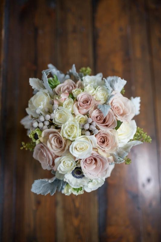 Stunning Wedding Bouquet by Flower Wild