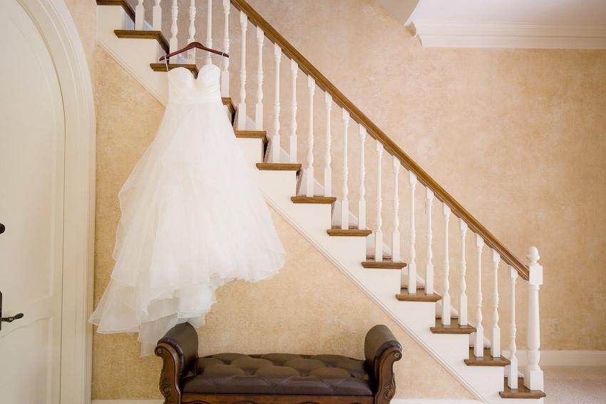 Wedding-dress-outside-bridal-suite-cherokee-dock.jpg