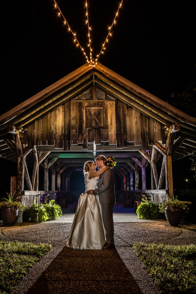 A fairytale ending to a perfect wedding day! Congratulations Haley & Jared!