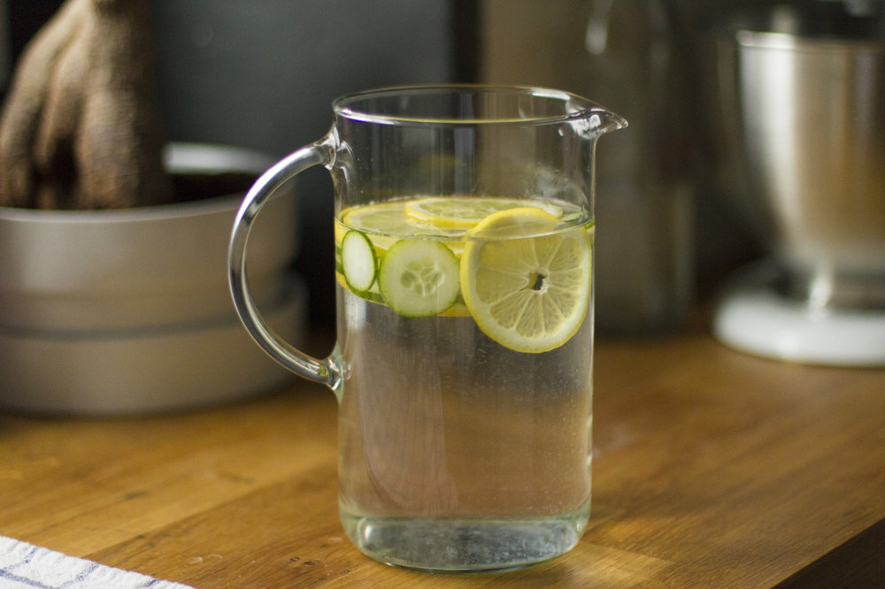 Apparently adding fruit to water turns it into 'detox' water.