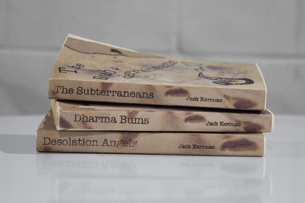 Kerouac Spines copy1.jpg