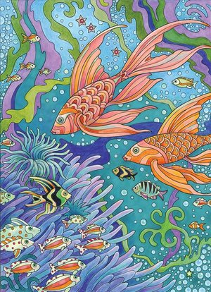 Marjorie Sarnat Design Illustration