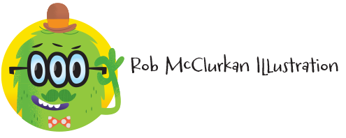 Rob McClurkan Illustration