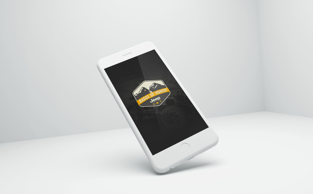 The Badge of Honor app by Jeep has thousands of downloads and houses a thriving off-roading community.