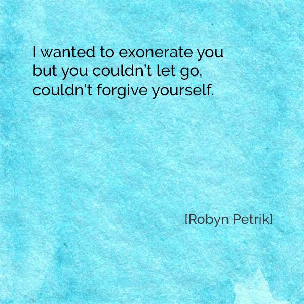 Forgive-Yourself-Robyn-Petrik