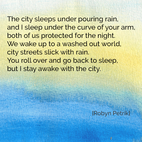 The City Sleeps
