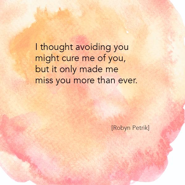 Avoiding