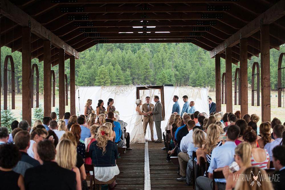 Ceremony On Bridge