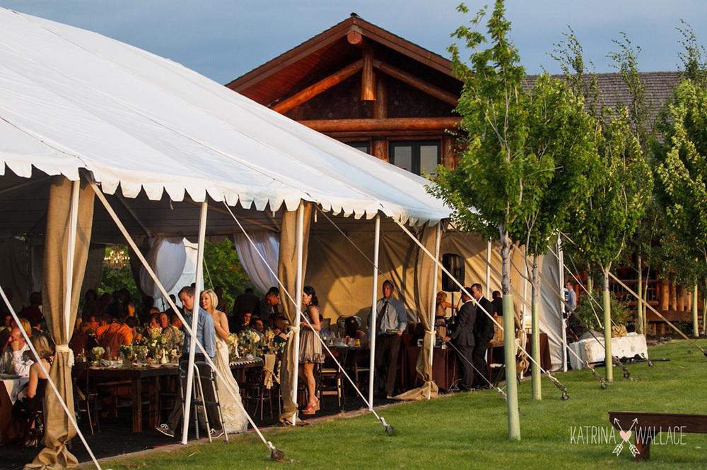 Foxboro Ranch Tented Event