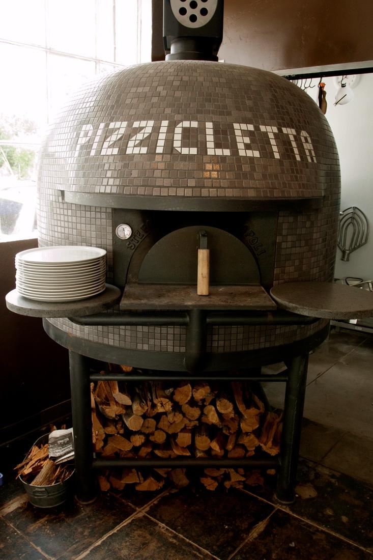 Pizzicletta Oven