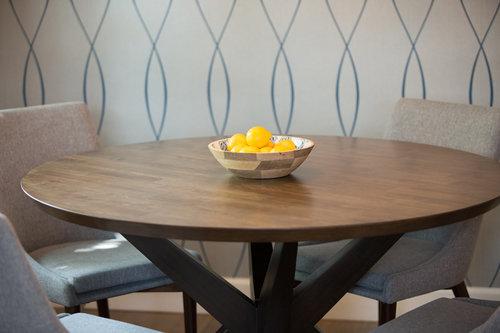 Mid century modern dining room jpg