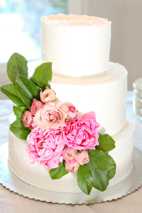 white cake with flowers.jpg