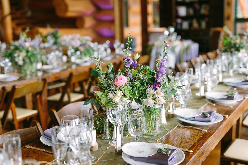 purple and pink centerpieces.jpg