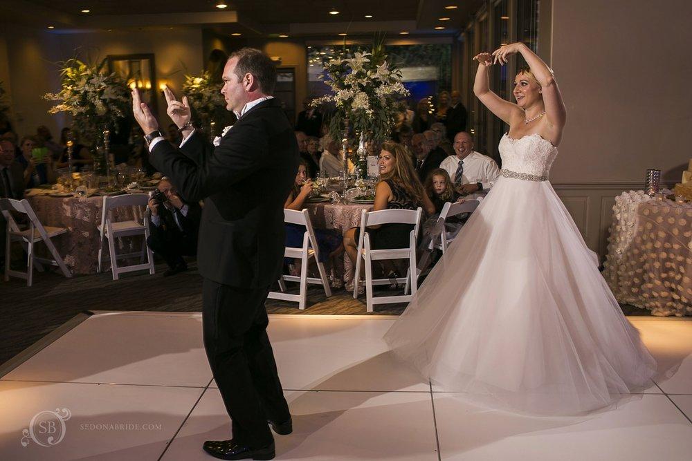 choregraphed first dance.JPG