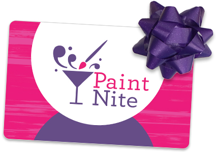 Paint nite at Michael's on Main, great gift idea