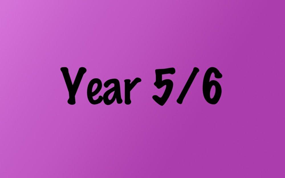 Year 5/6