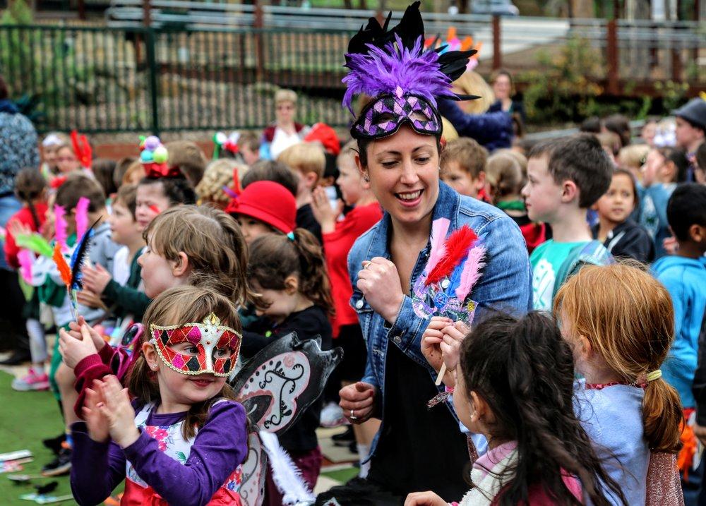 Carnivale Celebration