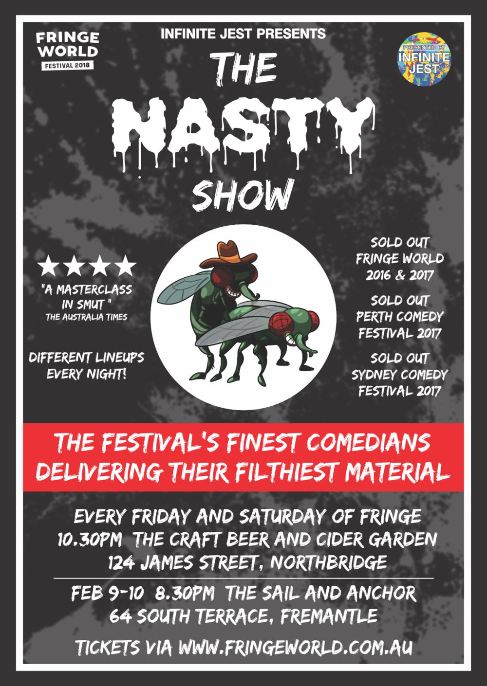 The Nasty Show Fringe 2018 Poster A6_webshrunk.png