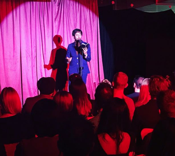 Marcel Lucont at The Nasty Show 2018