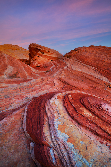 Candyland - Fire Wave, Valley of Fire State Park, NV