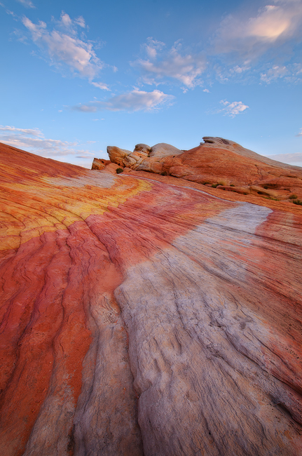 Crazy Colors - Crazy Hill, Valley of Fire State Park, NV