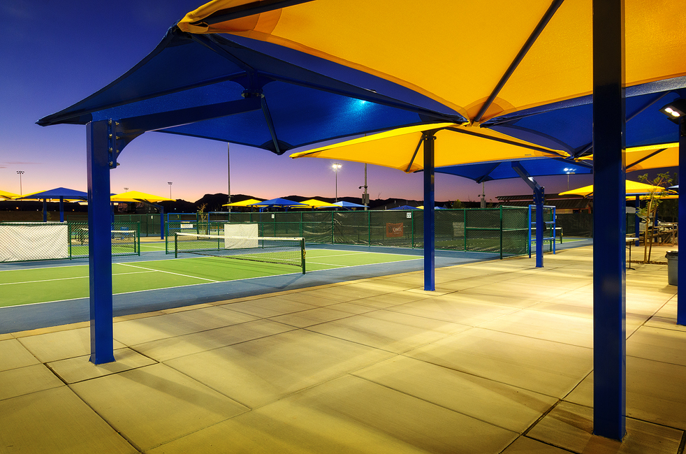 Little Valley Pickleball Courts, St. George, UT