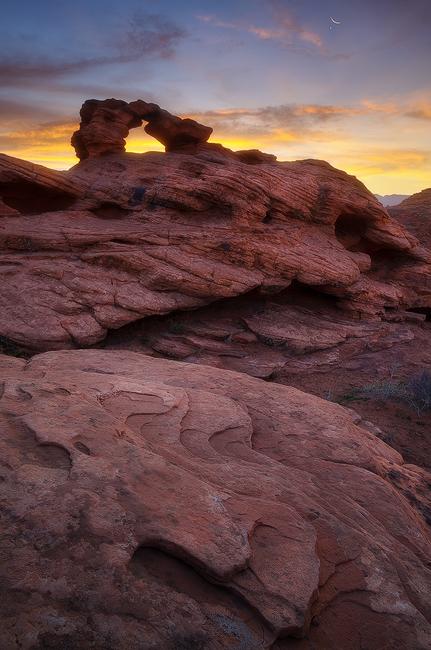 Celestial - Pioneer Park, Red Cliffs Desert Reserve, UT
