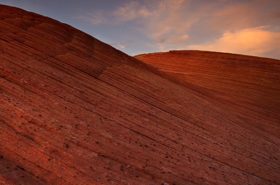 Swirl - Petrified Dunes, Snow Canyon State Park, UT