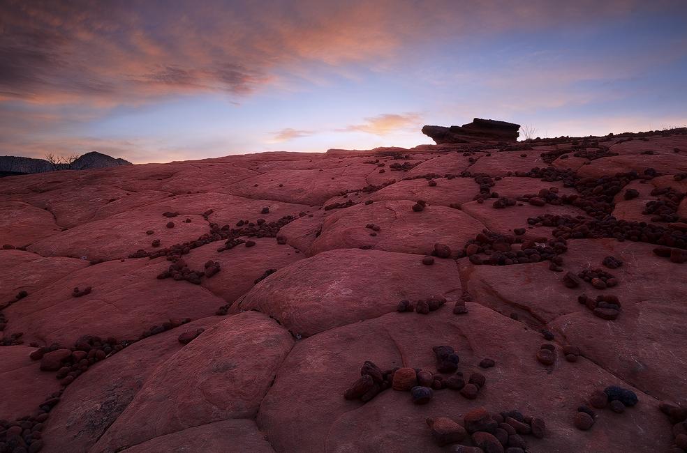 Hello Sunshine - Petrified Sand Dunes, Snow Canyon State Park, UT